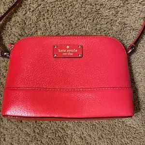 Kate Spade cross body. Perfect condition, like new